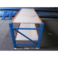 WORK BENCH 2410mm X 914mm X 1200mm With Particle Board